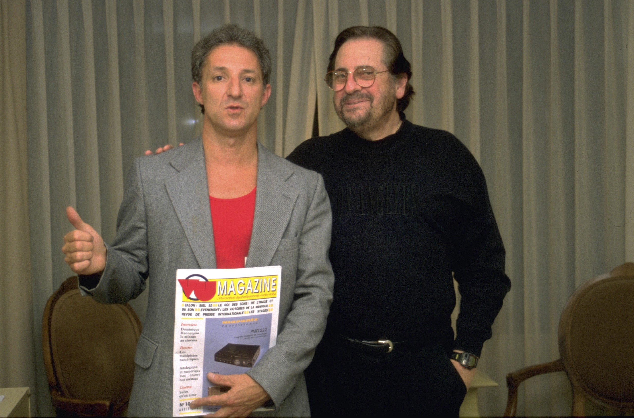 Interview de Phil Ramone